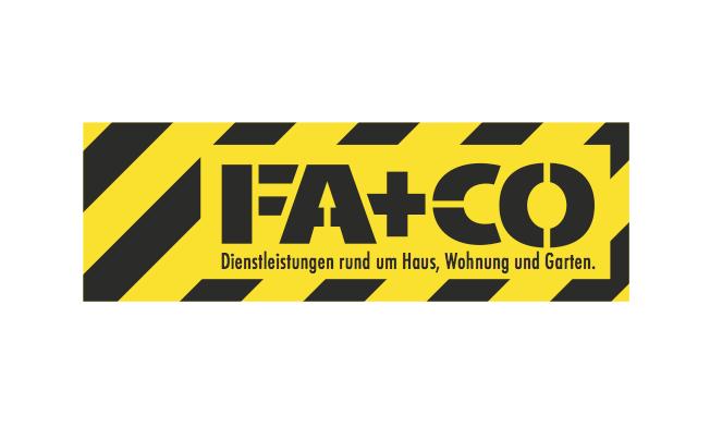 FA+CO. Logoentwicklung für Baudienstleister