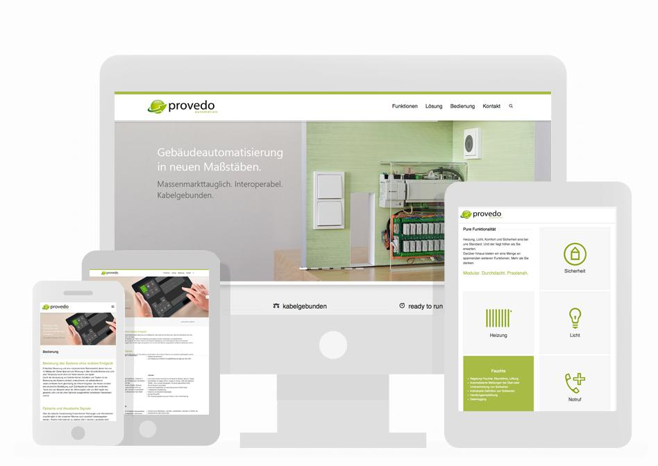 provedo-automation.de ist online