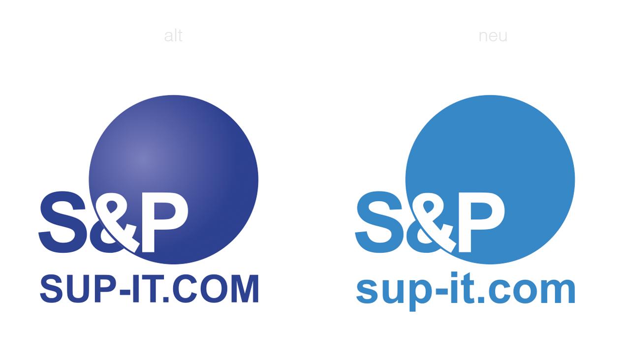 S&P Logoüberarbeitung