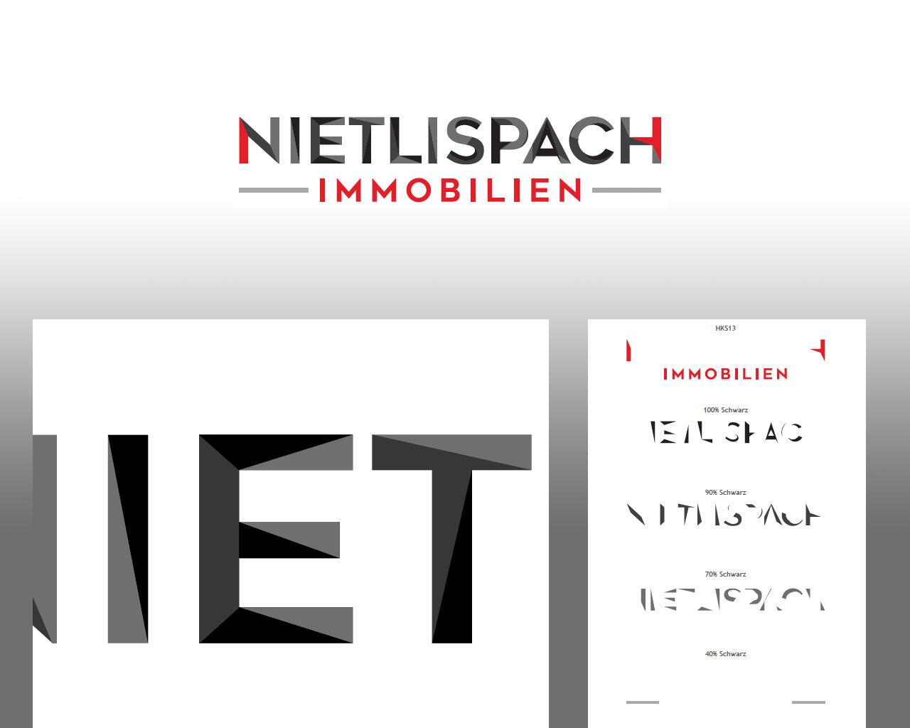 Logoentwicklung für Schweizer Unternehmen