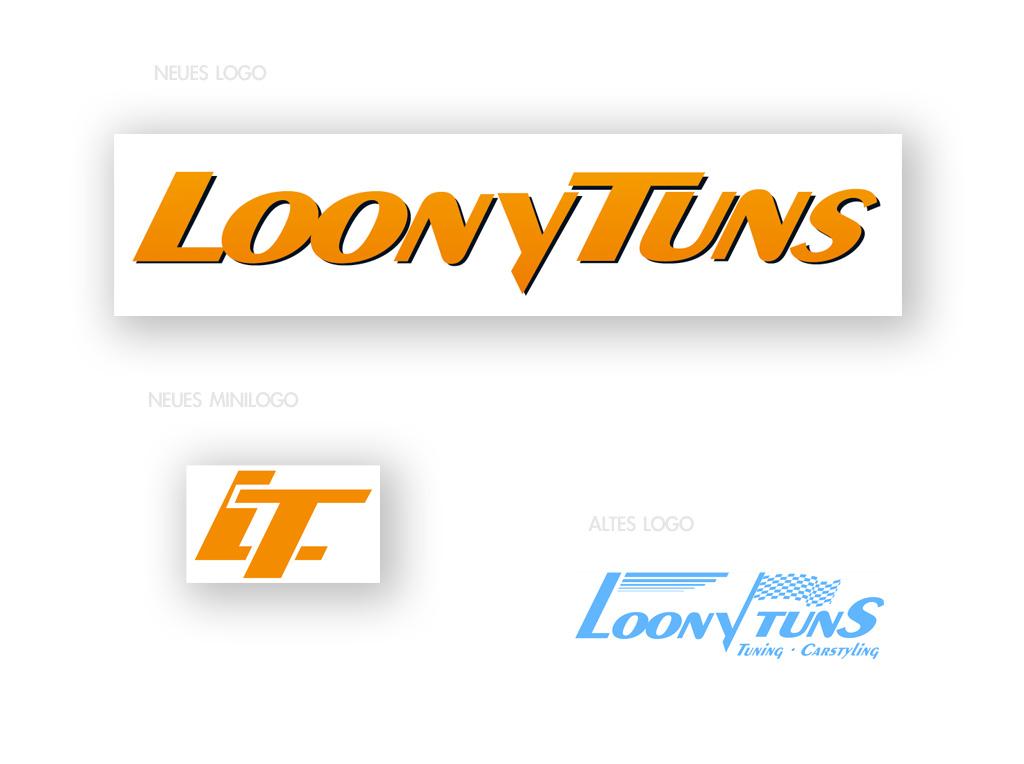 Loonytuns Logo überarbeitet