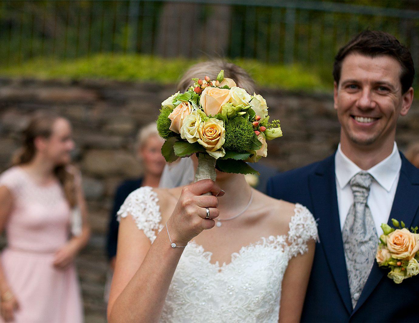 Hochzeit im Erzgebirge